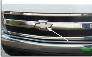 Front Bowtie Overlay Decal - 07-14 Tahoe