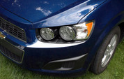 Front Bumper Accent Graphic - 2012+ Sonic