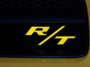 Ram R/T Grille Emblem Inlay Decal Sticker