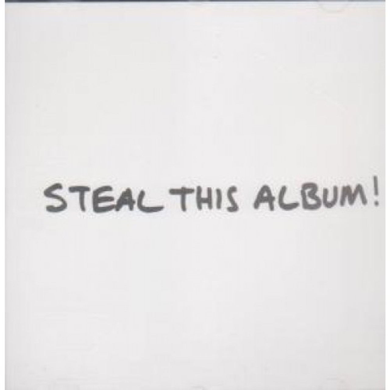 Steal This Album System Of A Down 2016 Eu Import On