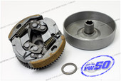 (PW50) - Clutch Carrier Assy & Clutch Housing Comp