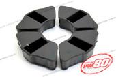 (PW80) - Damper, Rear Sprocket Clutch Hub