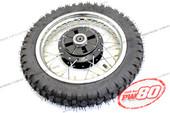 (PW80) - Wheel, Rear Wheel Comp