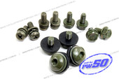 (PW50) - Screw & Bolt Set, Fender, Seat
