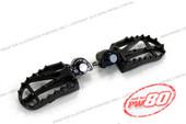 (PW80) - Footpegs, Racing Style