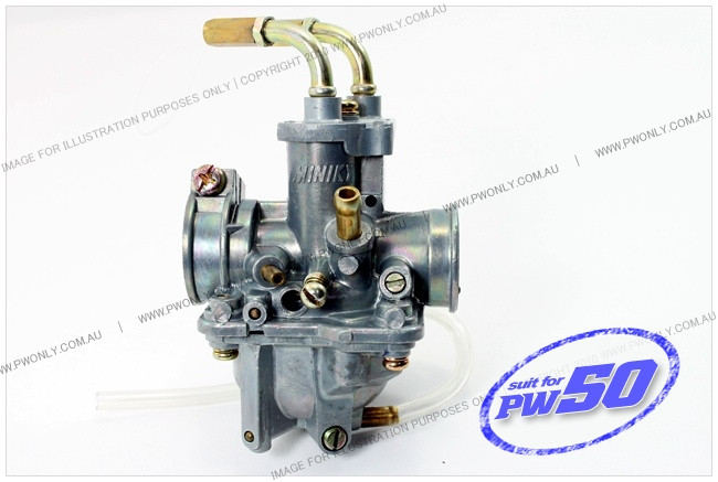 (PW50) - Carburetor Assy 1