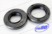 (PW50) - Oil Seals (For Crankshaft, 17x35x7, 23x35x7)