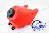 (PW50) - Fuel Tank Comp (Red Colour)