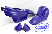 (PW50) - Fender Cover Set (Blue)