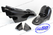 (PW50) - Fender Cover Set (Black)