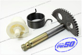 (PW50) - Kick Shaft Assy Set