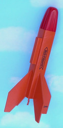 NewWay Flying Model Rocket Kit Mark II Squared