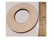 Semroc Centering Rings Plywood BT-20 to ST-20(2pk)  CR-20-20P *