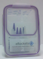 eRockets CyanoAcrylate Preservation Center  eR9052