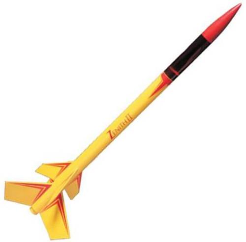 Quest Flying Model Rocket Kit Zenith II  3005