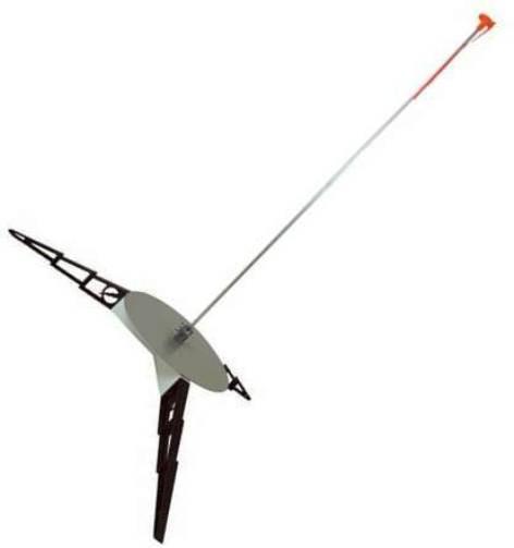 Estes Flying Model Rocket Accessory Porta Pad E Launch Pad 2238