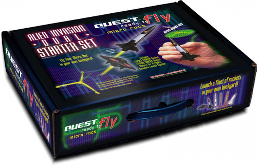 Quest Starter Kit Micro Flyers Alien Invasion Dual 5622