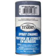 Testors 1237 Primer 3 oz. Spray Paint **