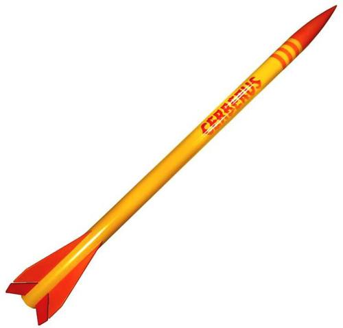 Rocketarium Flying Model Rocket Kit Cerberus Cluster  RK-CRBRS