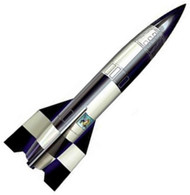 "LOC Precision Flying Model Rocket Kit 4"" V2  PK-57ND"