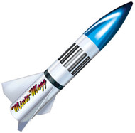 "LOC Precision Flying Model Rocket Kit 5.54"" Minie-Magg  PK-68"