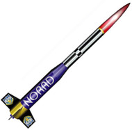 "LOC Precision Flying Model Rocket Kit 3.1"" Norad  PK-44ND"