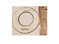 Semroc Centering Rings Fiber ST-10 to ST-20(2pk)   SEM-CR-10-20 *