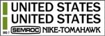 Semroc Decal - Nike-Tomahawk™   SEM-DKD-7 *