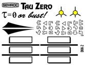 Semroc Decal - Tau Zero™   SEM-DKN-2 *