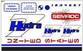 Semroc Decal - Hydra VII™   SEM-DKV-29 *