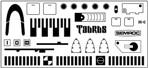 Semroc Decal - Taurus™   SEM-DKV-42 *
