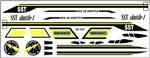 Semroc Decal - SST Shuttle-1™   SEM-DKV-89 *
