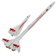Semroc Flying Model Rocket Kit Orbital Transport™ KV-66 Improved
