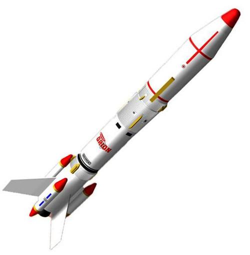 Semroc Flying Model Rocket Kit Orion KV-41