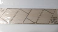 Semroc Laser-Cut Fins Nike-X™ 3/32 Balsa  SEM-FES-K70 *