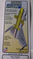 Semroc Instructions - Space Shuttle™   SEM-IKV-38 *