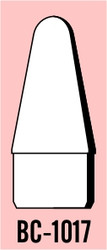 "Semroc Balsa Nose Cone #10 1.7"" Rounded Ogive   SEM-BC-1017 *"