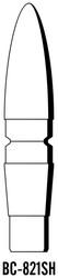 "Semroc Balsa Nose Cone #8 2.1"" Snipe Hunter™ Set   SEM-BC-821SH *"