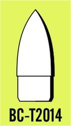 """Semroc Balsa Nose Cone T20 1.4"""" Ogive   SEM-BC-T2014 *"""