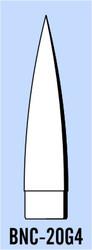 "Semroc Balsa Nose Cone BT-20 2.95"" Ogive   SEM-BNC-20G4"