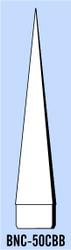 """Semroc Balsa Nose Cone BT-50 5.2"""" Conical   SEM-BNC-50CBB *"""