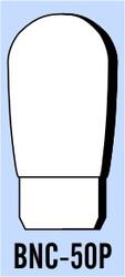 "Semroc Balsa Nose Cone BT-50 1.8"" Round   SEM-BNC-50P *"