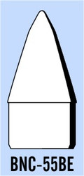 "Semroc Balsa Nose Cone BT-55 1.75"" Bezier   SEM-BNC-55BE *"