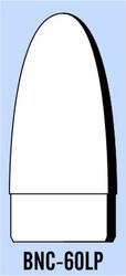"Semroc Balsa Nose Cone BT-60 2.65"" Elliptica   SEM-BNC-60LP *"