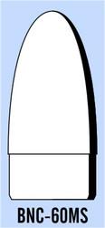 "Semroc Balsa Nose Cone BT-60 2.6"" Elliptical   SEM-BNC-60MS"