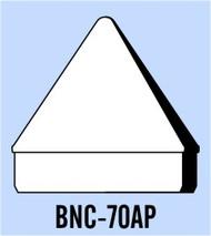 """Semroc Balsa Nose Cone BT-70 1.7"""" Apollo Capsule   SEM-BNC-70AP *"""