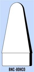 """Semroc Balsa Nose Cone BTH-80 4.2"""" Rounded Cone   SEM-BNC-80HCO *"""