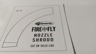 Semroc Shroud - Firefly™   SEM-IKV-31S * Discontinued
