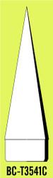 """Semroc Balsa Nose Cone T35 4.1"""" Conical   SEM-BC-T3541C"""