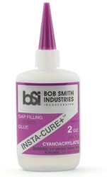 BSI 108 Cyanoacrylate(CA) Super Glue 2oz Gap Filling -Purple Label